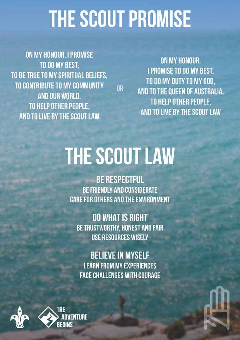 Scout Promise and Law