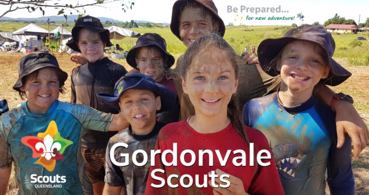 Gordonvale Scouts Be Prepared ... for new adventure